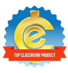 2013 Educents Top Classroom Product Award Winer