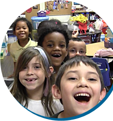 Early elementary students and teachers love Science4Us
